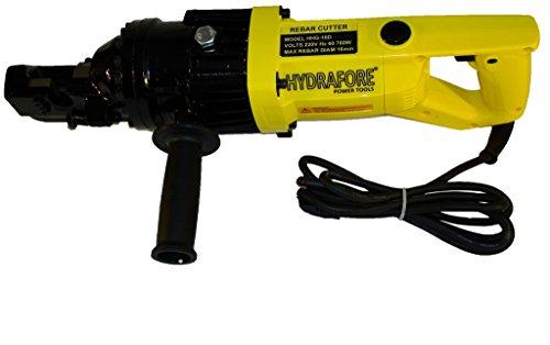 Electro Hydraulic Rebar Cutter Electric Cutting 58 110V60HZ RC-16
