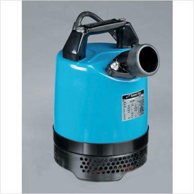 Tsurumi LB-480-62 Light Compact Submersible Dewatering Pump 2 23 HP