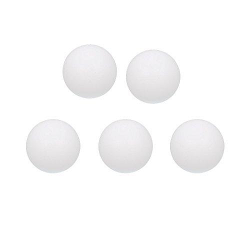DealMux 5 Pcs High Temperature Resistant Dia 635mm PTFE Diaphragm Pneumatic Pump Ball