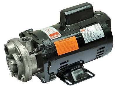 Dayton 4JPF1 Turbine Pump 13 HP 1 Ph 7538 Amp