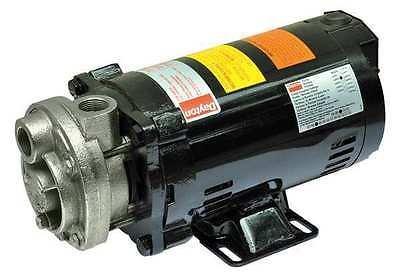Dayton 4JPF2 Turbine Pump 13 HP 3 Ph 1407 Amp