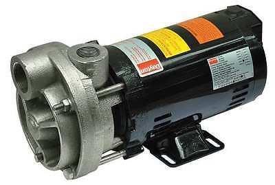Dayton 4JPF4 Turbine Pump 12 HP 3 Ph 1709 Amp