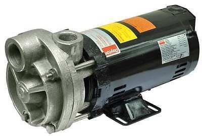 Dayton 4JPF6 Turbine Pump 34 HP 3 Ph 2512 Amp