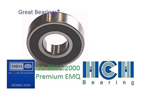 Qty10 6003-2RS HCH Premium 6003 2rs seal bearing HCH ball bearings 6003 RS