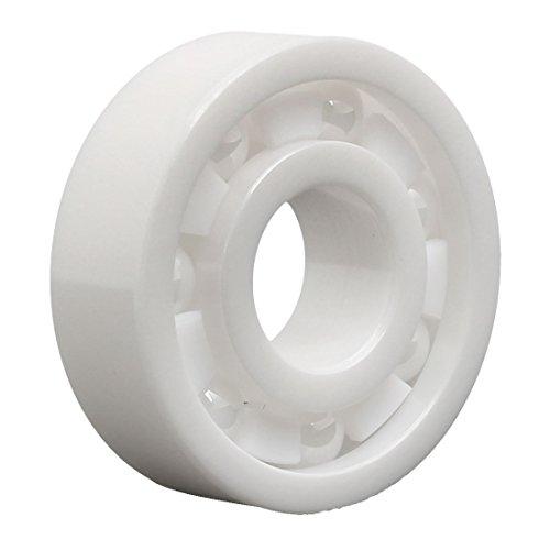 uxcell 17mmx35mmx10mm Full Ceramic Zirconia Oxide Ball Bearing 6003