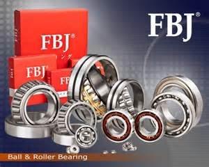 10 pack FBJ Single Row Ball Bearing 6006-2RSC3