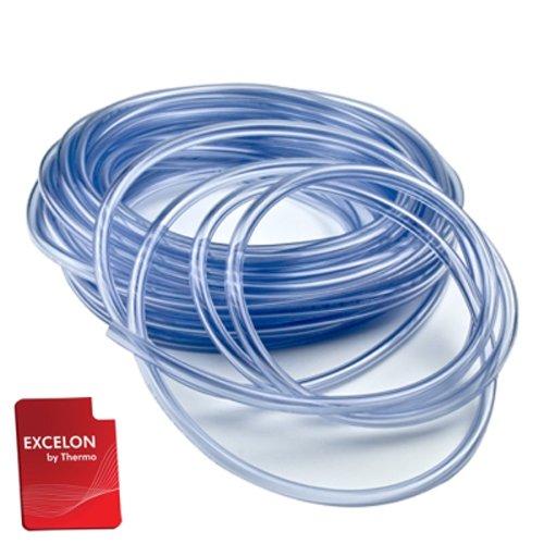 Excelon RNT 412810 PVC Flexible Tubing Clear 28 Size 06875 ID 0875 OD 100 feet