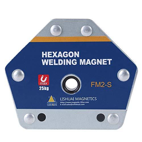 55lb Hexagon Welding MagnetMulti-Angle Welding Holder