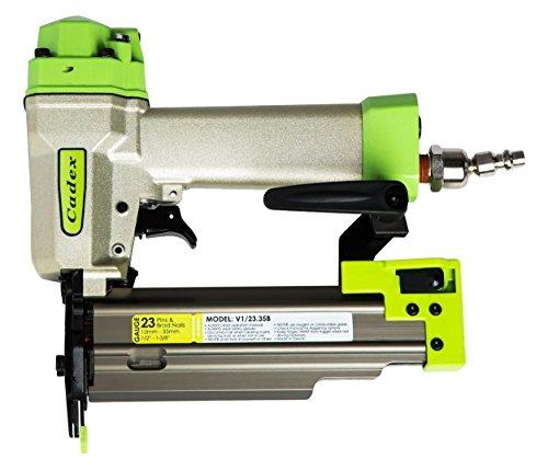 Cadex V12335B 23 Gauge Pinner Bradder with 6000 fasteners