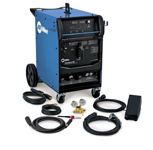 Miller Syncrowave 200 Runner Pkg ACDC TIG Welder - 907308001