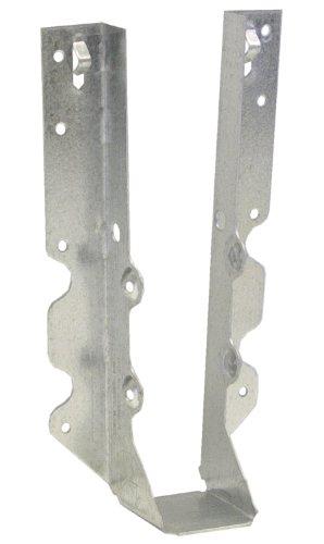 USP Structural Connectors JUS210-TZ G185-Triple Zinc Galvanized Face Mount Joist Hanger 2 by 10