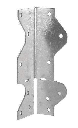 USP Structural Connectors MPA1-TZ G185-Triple Zinc Galvanized Multi-Purpose Framing Angle