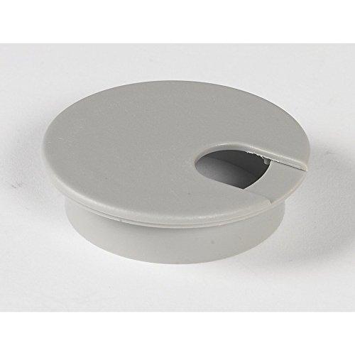 Servalite 2-12 Plastic Computer Desk Grommet