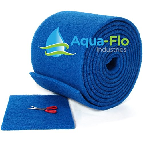 Aqua-Flo Cut to Fit AC  Furnace Premium Washable Reusable Air Filter 14x 30x 1
