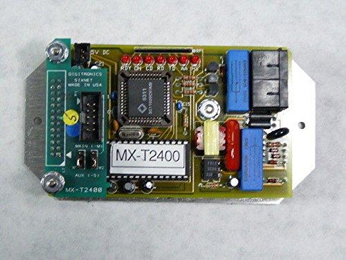 Digitronics SixNet MX-T2400 PC Board Assembly