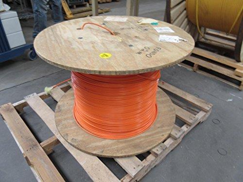 Roll of Fiber Optic Cable 24 Fiber 50125 OFNP 3421 Ft T91157
