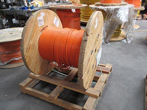 Roll of Fiber Optic Cable 24 Fiber Multi Mode OFNR 298 Ft T91153