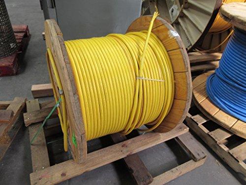 Roll of Fiber Optic Cable 36 Fiber Single Mode SMF-28E OFNR 1422 Ft T91152