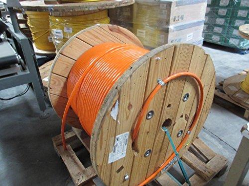 Roll of Fiber Optic Cable 72 Fiber Multi Mode OFNR 1580 ft T91058