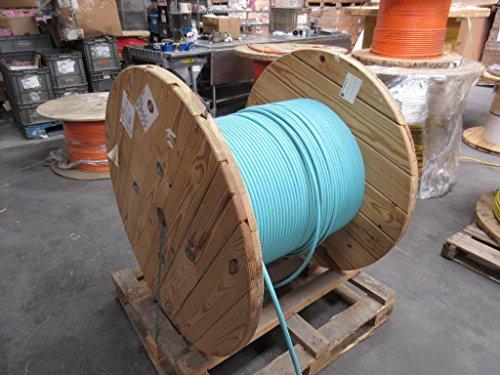 Roll of Fiber Optic Cable OM3 96 Fiber OFNR 1775 Ft T91148