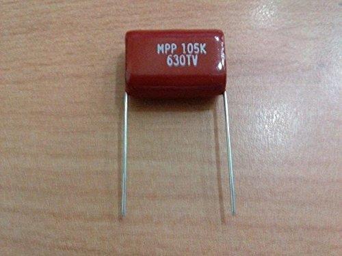 MPP Capacitor 1uF 630V 10 2517511mm P225 30PCSLOT