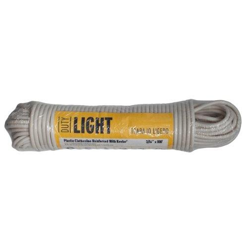 Beavis Rope PVC resin over polyester yarns Lite-Duty Clothesline 316 x 100