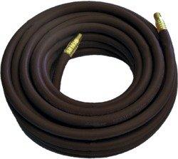 Black AirMultipurpose Hose EPDM 4 Spiral Plies Polyester Yarn EPDM 250 psi 14 Pack of 1