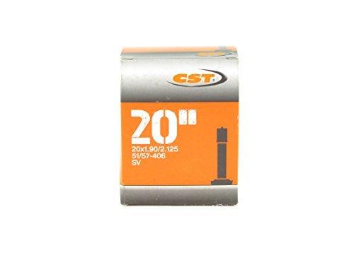 20 x 2125 Inner Tube - Schrader Valve - CST Brand