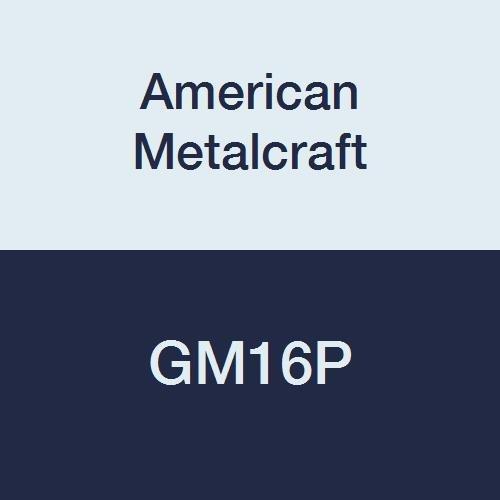 American Metalcraft GM16P Moscow Mule Mug Plain GoldBrass 16   oz Pack of 24