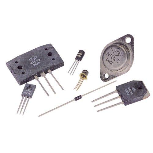 NTE Electronics NTE524V25 Metal Oxide Varistor 23 mm Case Diameter 250V RMS Voltage 129 Joules Energy 6500A Peak Current 630V Clamping Voltage