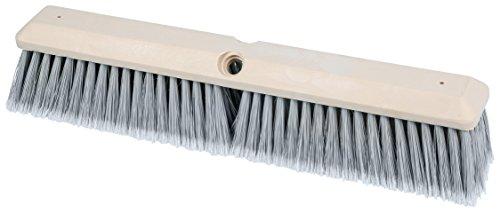 PFERD 89230 Fine Sweeping Broom with Foam Plastic Block 18 Block Length 3 Trim Length