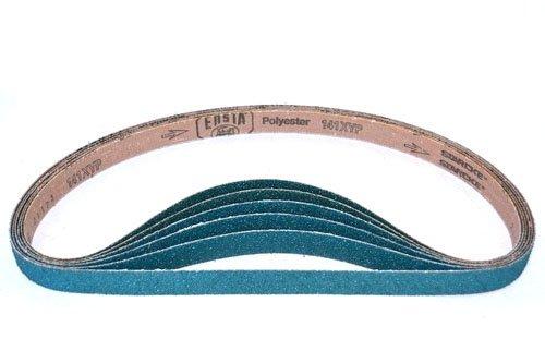 Sanding Belts 1 x 42 Sander Belts Cloth Zirconia 12 Pack 120 Grit