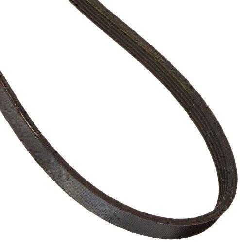 5PJ1270 Ametric Metric Poly-V Belt PJ Tooth Profile 5 Ribs 1270 mm Long 234 mm Pitch Mfg Code 1-043