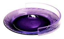 Kinsman Enterprises 15211 Polycarbonate Plate Guard Fits 8 - 9 Diameter Plates Large Clear
