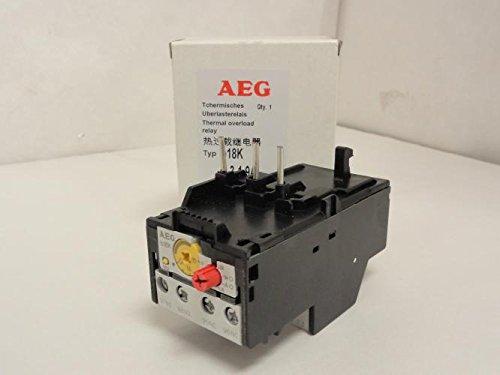 AEG b18K Overload Relay 13960513~19A 600VAC Max 3P