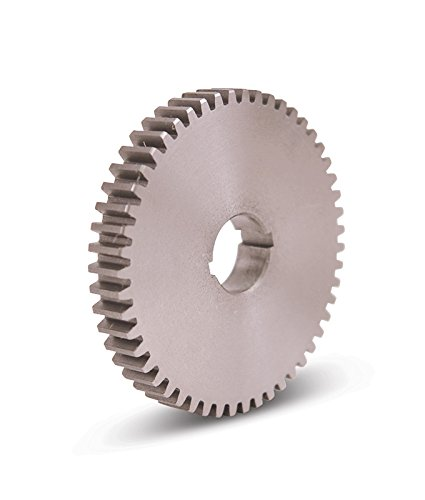 Boston Gear GA20 Plain Change Gear 145 Degree Pressure Angle 20 Pitch 0625 Bore 20 Teeth Steel