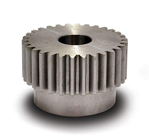 Boston Gear YD24 Spur Gear Steel Inch 12 Pitch 0750 Bore 2167 OD 1000 Face Width 24 Teeth