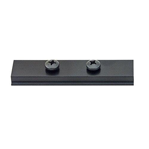 Quiet Glide Flat Rail Splice Kit Black