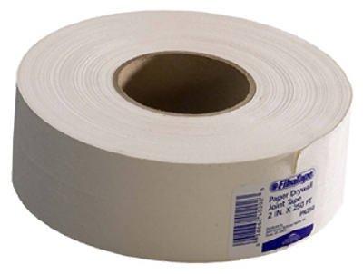Saint Gobain FDW6618-U Fabrics Drywall Joint Tape 250 Length x 2 Width White