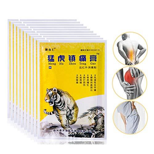 80Pcs Tiger Balm Pain Patch Arthritis Joint Rheumatoid Chinese Medical Plaster