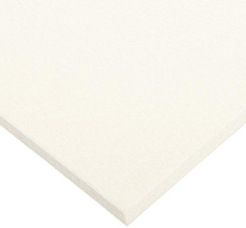 Grade S2-20 Pressed Wool Felt Sheet White Meets SAE J314 18 Thickness 12 Width 12 Length