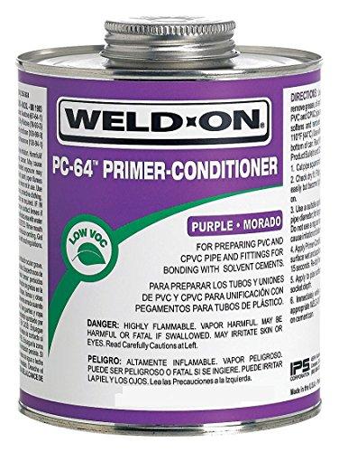 Primer Conditioner Purple 8 Oz PVC CPVC