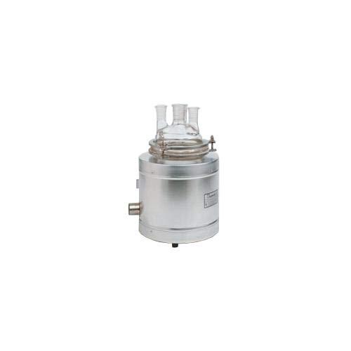 Glas-Col 100B TM508 Series TM Aluminum Housed Resin Reaction Flask Mantle 500ml Flask Capacity 45 Maximum Flask Diameter 115V