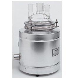 Glas-Col 100B TM580 Series TM Aluminum Housed Resin Reaction Flask Mantle 4000ml Flask Capacity 550 Maximum Flask Diameter 115V