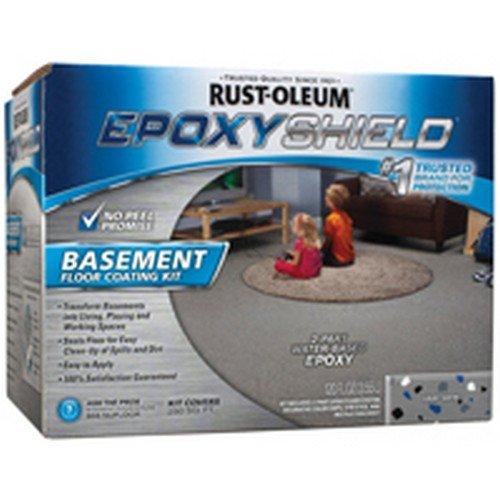 Epoxyshield Basement Floor Coating