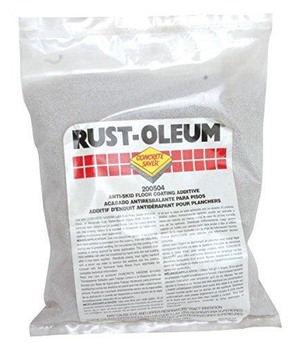 Rust-Oleum Concrete Saver 200504 Anti-Skid Floor Coating Additive 1 lb bag 6-Pack