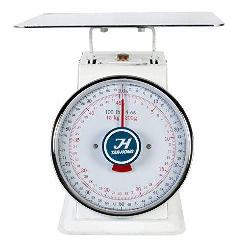 Excellante 849851007697 Mechanical Scale 100 lb