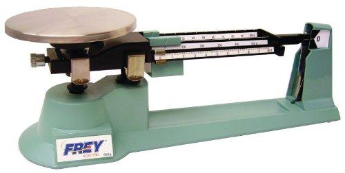 Frey Scientific Triple Beam Balance 610g Capacity 01g Readability