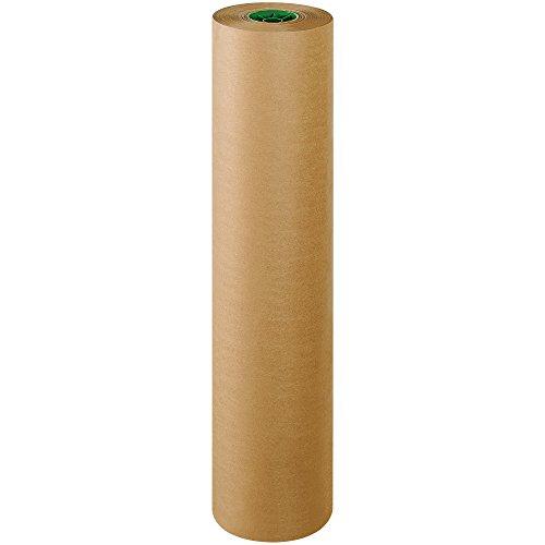 Aviditi Poly Coated Kraft Paper Roll 600 L x 36 W Kraft KPPC3650