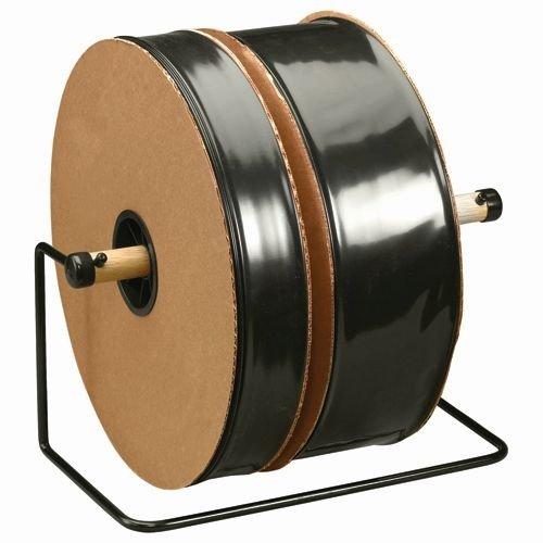 Aviditi PT1206B Poly Tubing Roll 725 Length x 12 Width 6 mil Thick Black